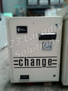 Coin Operated Standard Change Machine System 600 FST Used