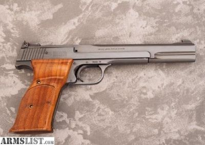 For Sale: S&W 41 22LR 7