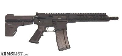 For Sale: New 10.5 Ar Pistol with shockwave