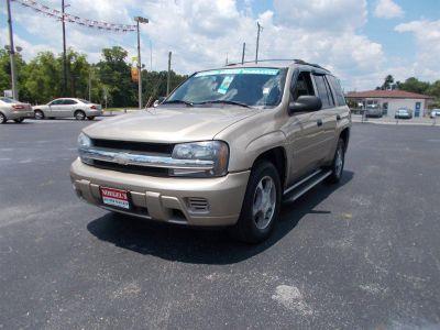 2006 Chevrolet Trailblazer LS (Gold)