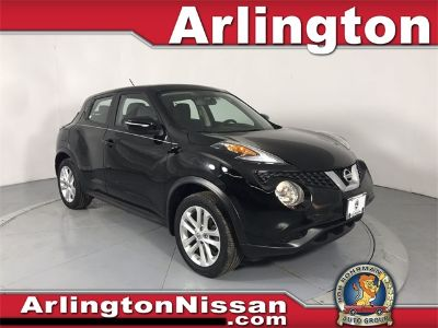 2017 Nissan JUKE S (Super Black)