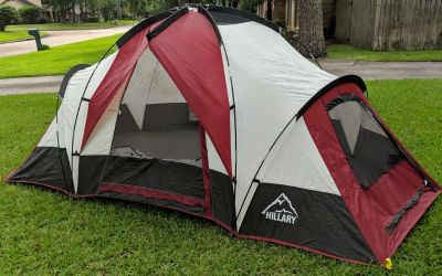 Hillary Dome Tent