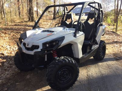 2016 Can-Am Commander DPS 800R Side x Side Utility Vehicles Woodstock, GA