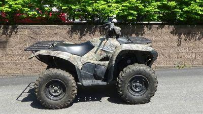 2016 Yamaha Grizzly EPS Utility ATVs Bennington, VT