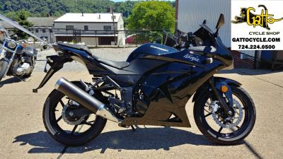 2011 Kawasaki Ninja 250R Sport Motorcycles Tarentum, PA