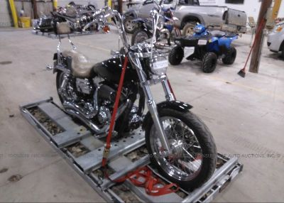 2006 Harley-davidson FXDBI