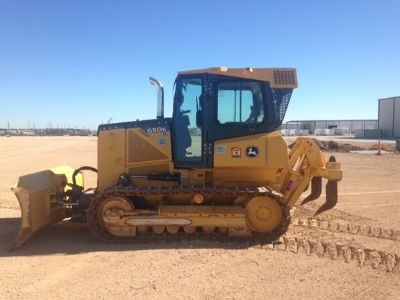 2013 John Deere Construction 650K
