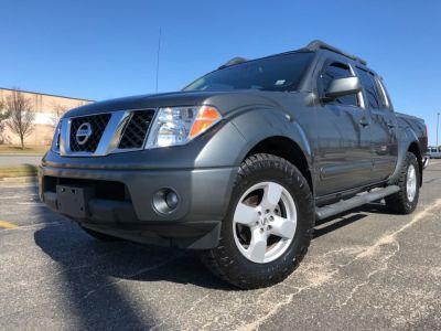 2006 Nissan Frontier SE (Granite Metallic)