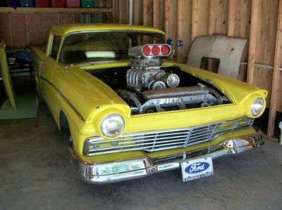 1957 Ford Ranchero Project Car