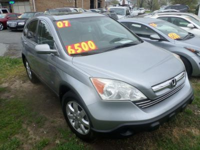 2007 Honda CR-V EX-L (Grey)