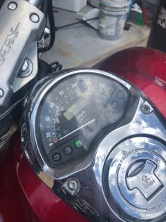2002 Honda VTX 1800 RETRO
