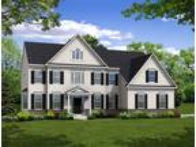 The Monroe by Hallmark Homes Group: Plan to be Built