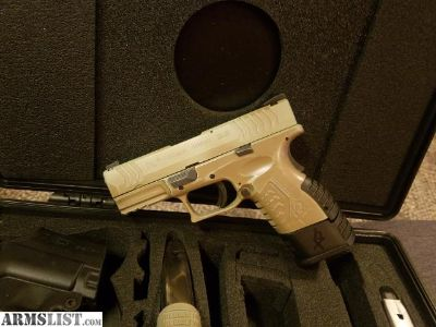 For Sale: Springfield XDM 45