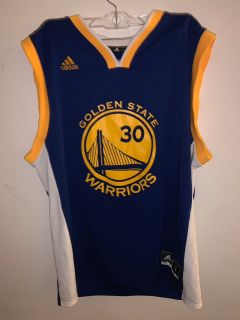 Steph Curry Jersey