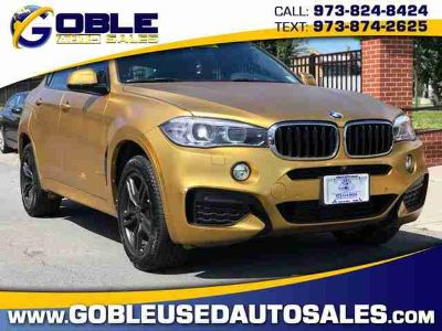 Used 2017 BMW X6 for sale