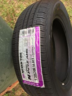 Two new tires $40 Each