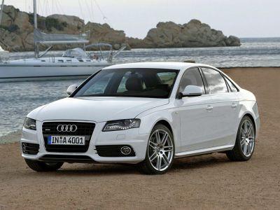 2010 Audi A4 2.0T quattro Premium (Blue)