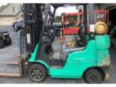 2011 Mitsubishi FGC25N-Forklift Equipment in Bethel, PA
