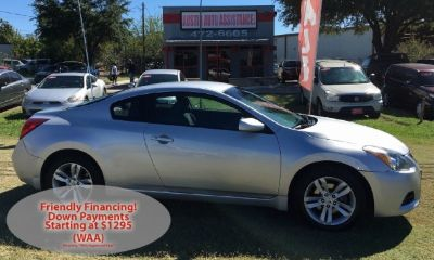2011 Nissan Altima 2.5 S   Clean   Drives Great