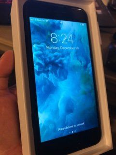Iphone 128GB Black
