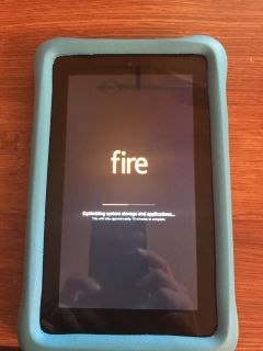Amazon Fire Tablet - 5th Generation