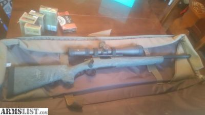 For Sale: .308 tactical with Vortex Razor HD (Gen I) threaded