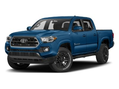 2018 Toyota Tacoma TRD Off Road 5` Bed V6 4x4 (Blazing Blue Pearl)