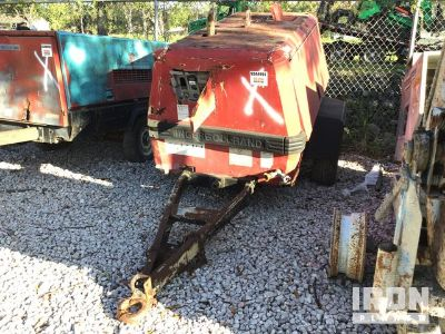 Ingersoll-Rand P185WJD Air Compressor