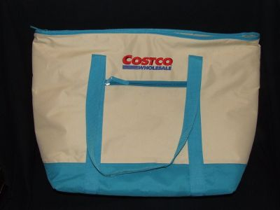 Costco Giant Flexible Extra Large 12 Gal Cooler Bag Tote