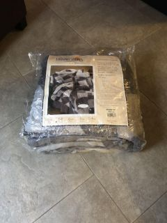 Bed in a Bag Full Size Comforter Bedding (includes comforter, 2 standard pillow cases, 2 standard pillow shams, bed skirt, & fitted sheet)