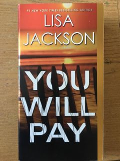You will Pay by Lisa Jackson