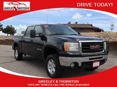 Used 2011 GMC Sierra 1500 Crew Cab for sale