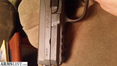 For Sale/Trade: FNH - USA 45acp