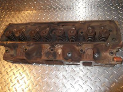 Sell 1967 oldsmobile 425 engine cylinder head C 394 548 right passenger side motorcycle in Island Park, Idaho, United States, for US $399.00