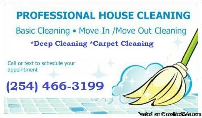 Professional Residential Carpet & Cleaning