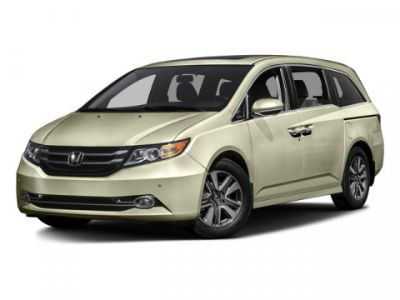 2016 Honda Odyssey Touring (Crystal Black Pearl)