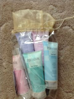 Foot care gift bag NEW