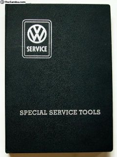 1957 VW Special Service Tools Manual