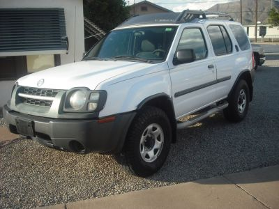 2002 Exterra 5-speed manual trans.suv.