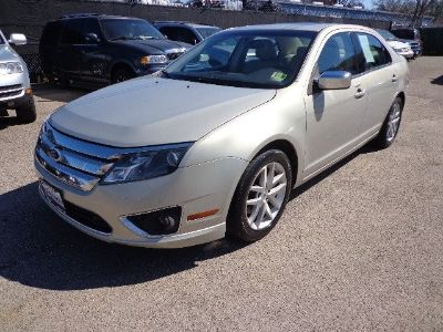 2010 Ford Fusion 4dr Sdn SEL FWD