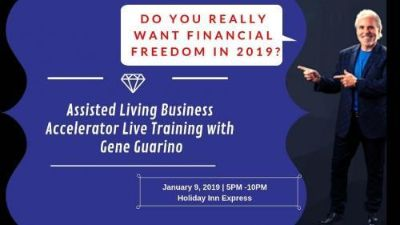 713 REIA Presents: Gene Guarino for Residential Assisted Living