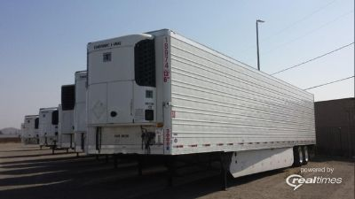 2006 Utility Reefer Trailer