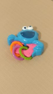 RATTLE - COOKIE MONSTER