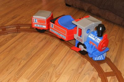 Kid's Ride-On! Train for sale