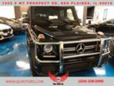2018 Mercedes-Benz AMG G 63 4MATIC SUV for sale