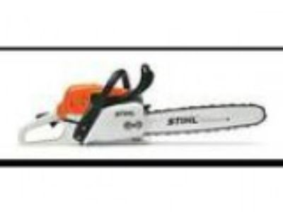 Stihl MS W quot skip chain and bar cover (brand new) (Roy)