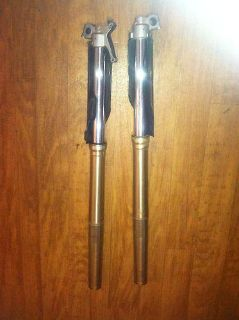 Purchase 04 Crf250r Showa Front Forks Suspension Shocks Crf 250 R Crf250 motorcycle in Sahuarita, Arizona, US, for US $235.00