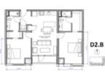 Lincoln Square - Residence - D2.A
