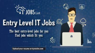 Entry Level IT Jobs (Now Hiring)   IT Jobs List