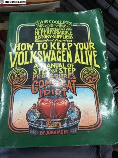 How to keep your vw alive- john Muir 17th ed